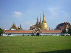 タイ・エメラルド寺院